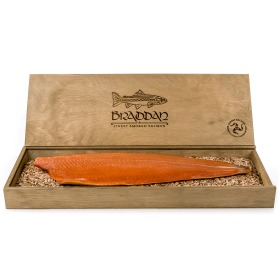 Braddan Smoked Salmon Side