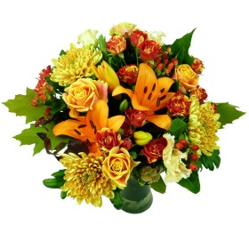 Deluxe Autumn Bouquet