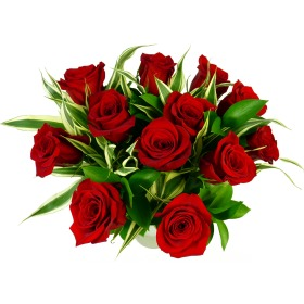 Deluxe Red Roses