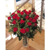 Deluxe Red Rose Bouquet | Isle of Man