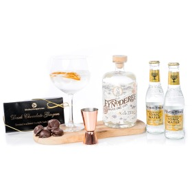 Isle of Man Luxury Gin Gift