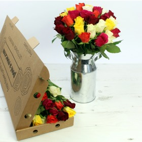 Letterbox Mixed Petite Roses