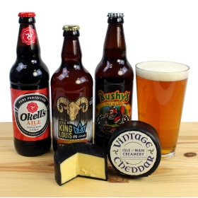 Manx Ale & Cheese